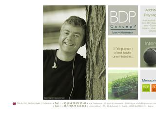 BDP Concept : architecte paysagiste, piscine naturelle et aménagement de terrasses et patio
