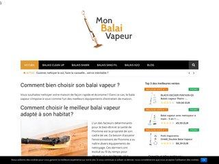 Balai vapeur : le guide de référence, astuces et bons plans