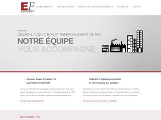 Eurocontact Finance fusion acquisition
