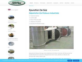 Lavage de gaz et réduction des oxydes d'azote (NOx)