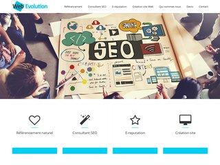 Agence internet pour refonte : Web Evolution