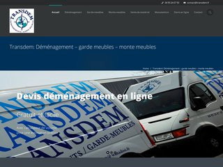 Le site demenagement-nice