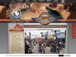 Votre voyage aux Etats-Unis en moto