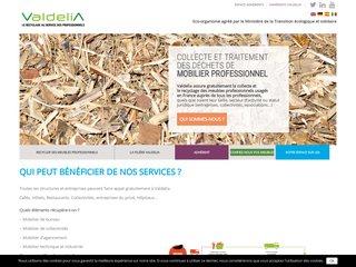 Valdelia – collecte déchets pro
