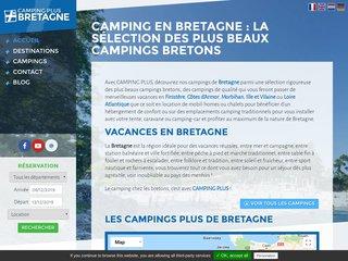 Camping Plus, Les Meilleurs Campings en Bretagne