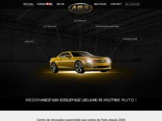 Ams Lifting, centre de rénovation et personnalisation auto en Ile-de-France