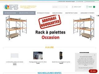 Ops, manutention et mobilier professionnel