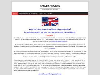 Comment apprendre à parler anglais, depuis chez soi?