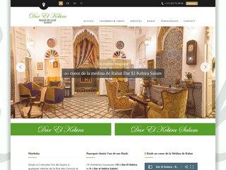 Riad Rabat Darelkebira.com