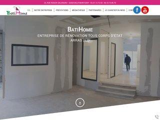 Entreprise travaux maison, bricolage Arras (62)
