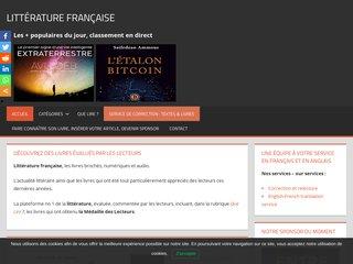 Club de la littérature numérique et francophone