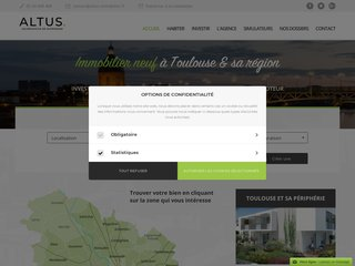 Immobilier Toulouse - agence Altus