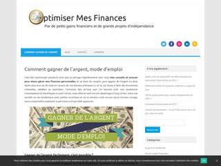 Optimiser Mes Finances