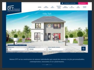 Constructeur immobilier Maison DTT