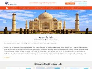 Voyage en Inde