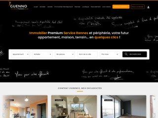 Guenno : agence bretonne d'immobilier