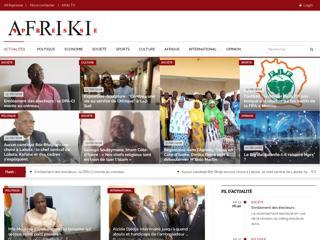 Actualité Afrique