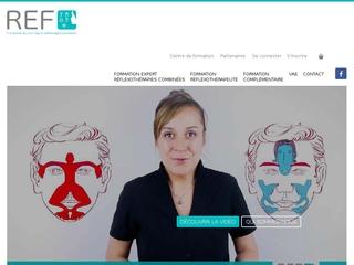 Le centre de formation des réflexologies en France