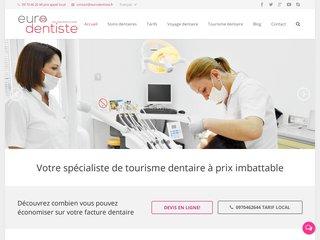 Eurodentiste, tourisme dentaire en Serbie