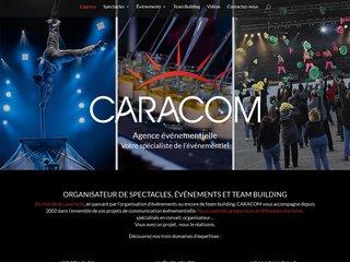 Caracom, agence événementielle