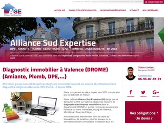 Diagnostics Alliance Sud Expertise Valence