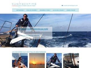 Croisière en corse à la Voile avec Sud Yachting