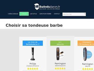 Choisir sa tondeuse à barbe avec Barbedudaron