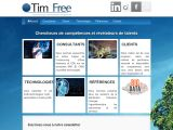 Des technologies SAP élaborées par Tim Free pour les entreprises
