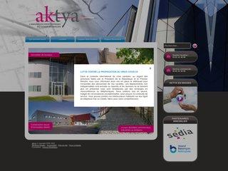 Aktya, agence immobilière de locaux commerciaux