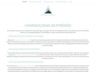 Camping Pyrénées