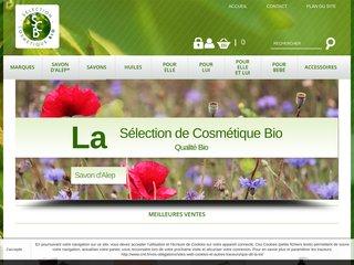 Boutique en ligne de cosmétiques bio Aluna, Anakaé, Lilas Blanc