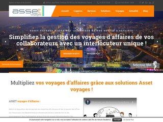 ASSET Voyages d'Affaires