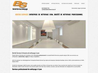Nettoyage Lyon : Bertoli-Services Nettoyage