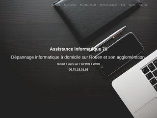 Assistance informatique Rouen