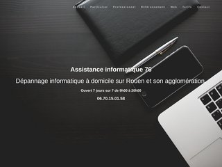 Assistance informatique Rouen