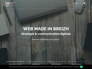 Agence Web made in breizh à Rennes