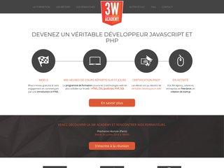 Formation Webmaster 3WA
