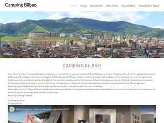 camping à Bilbao