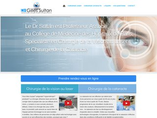 Chirurgie yeux Paris