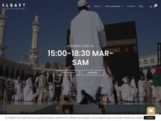 Al Bayt agence de voyage et tourisme islamique