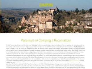 camping Rocamadour