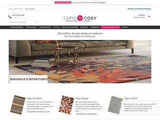 Boutique en ligne de tapis modernes