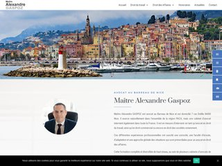 Cabinet d'avocats en droit du travail à Nice