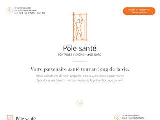 Pôle Santé Fontaines sur Saône