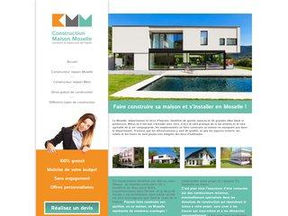 Construire une maison en Moselle