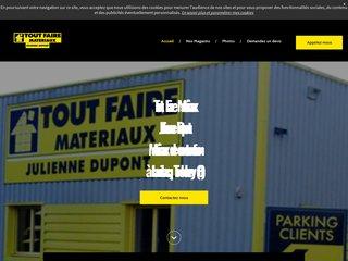 Tout Faire Matériaux Julienne Dupont