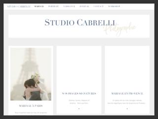 Studio Cabrelli, photographe de mariage