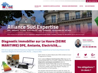 Diagnostiqueur Alliance Sud Expertise (ASE)