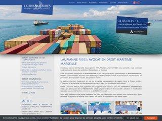 Maitre Ribes: avocat en en litige commercial Marseille