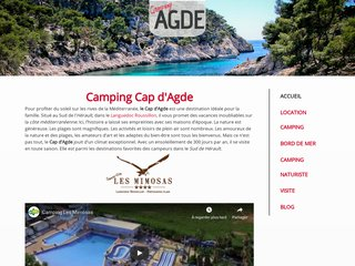 camping Cap d'Agde